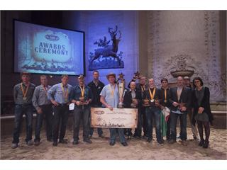 Finnish operator wins the 2014 Case Rodeo International Final in Paris