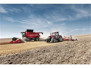 Case IH starts 'combine training season 2014' in South Africa