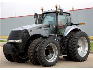 True success story: 150,000th Case IH Magnum tractor delivered in June 2014