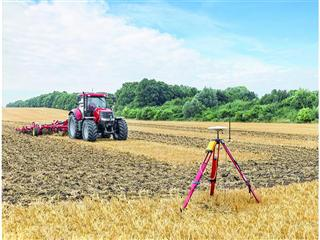 CASE IH AFS AccuGuide RTK excels in DLG Focus Test