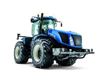 Upgraded T9 Range: the Versatile High Power Tractor for Large Scale Farming Gets Even Better