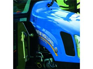 Award-winning New Holland Boomer™ CVT Tractors Feature Deluxe Comfort, EasyDrive™ Convenience and Clean-Running Tier 4B Engines