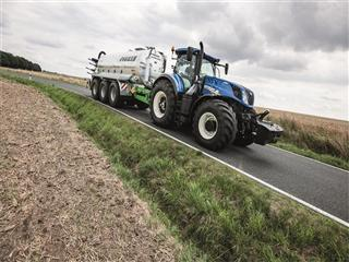 New T7.290 and T7.315 Tractors Deliver High-Powered Performance with Class Leading Efficiency