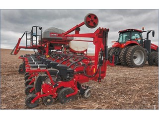 Case IH Unveils New 2000 Series Early Riser® Planter, Announces Four Unique Planter Levels for 2016