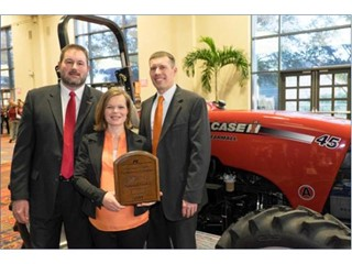 Tennesee Family Wins a Case IH Tractor for Livestock Operation