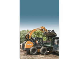 CASE Introduces New SV340 Skid Steer for Heavy-Duty Earthmoving and Attachment Use