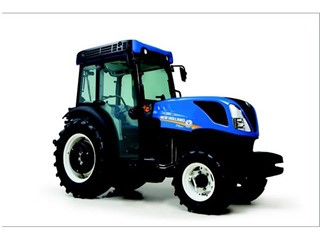 New Holland T4F and T4V Tier 4A Series Tractors Launch at World Ag Expo and National Farm Machinery Show