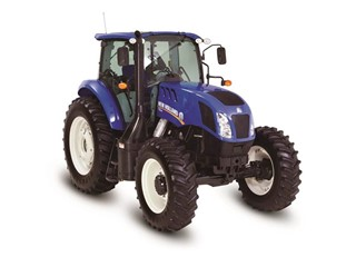 New Holland TS6 Models Make a Leap in Performance and Efficiency