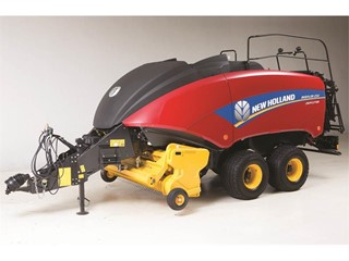 New Holland BigBaler 230 Produces Easier-to-Handle Large Square Bales