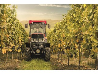 New Quantum tractors bring better performance to orchard, vineyard and vegetable sectors