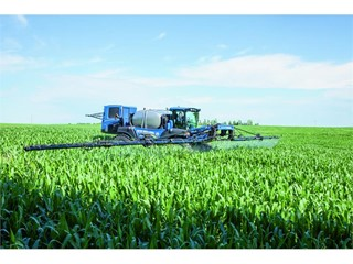 Spray and Never Look Back with New Holland Guardian™ Sprayers