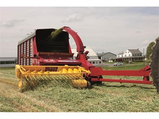 Pull Type Forage Harvesters