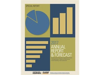 Construction Equipment's Annual Report and Forecast Indicates Positive Outlook for 2017