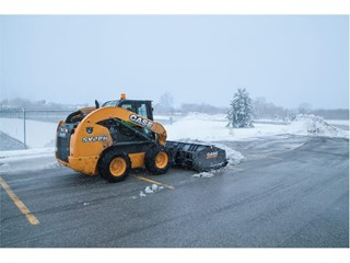 The Case for Equipment Over Trucks in Snow Removal Applications