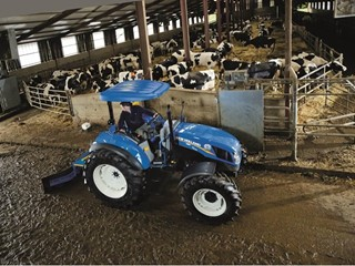 New Holland launches new T5 tractor range