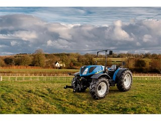 New Holland Agriculture Launches Tier 4A T4 Low Profile at SIMA 2017