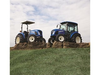 New Holland Agriculture debuts new Boomer and WORKMASTER tractor line-up