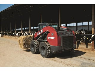 CASE Releases Limited Edition Red Skid Steer and Compact Track Loader Line in Honor of 175th Anniversary