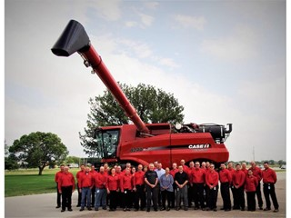 CNH Industrial Grand Island, USA plant achieves Silver Level designation in World Class Manufacturing