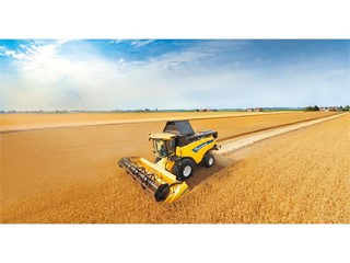 New Holland to demonstrate new combines during harvest tour