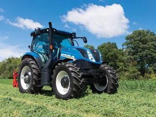 T6 Dynamic Command™ Tractors Join New Holland's T6 Series Lineup