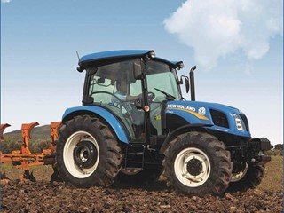 New Holland T4S - Setting new standards in comfort and versatility