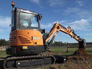 CASE Boosts C Series Line with All-New CX30C Mini Excavator