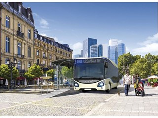 IVECO BUS enters long-term collaboration for the supply of natural gas buses to the city of Paris