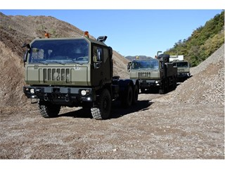 Iveco Defence Vehicles is chosen by the Romanian Armed Forces for the delivery of 173 military truck units