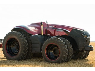 Case IH rolls out red carpet at AgQuip, confirming Autonomous Concept Vehicle on way to Gunnedah