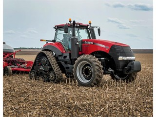 Case IH Launch New Magnum™ Rowtrac™