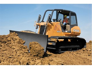 CASE Construction Equipment unveils new crawler dozers, machine telematics and guidance systems in Indonesia