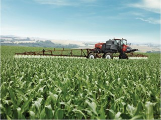 Case IH's new, entry-level Patriot 250 Extreme sprayer is now available in Africa and the Middle East