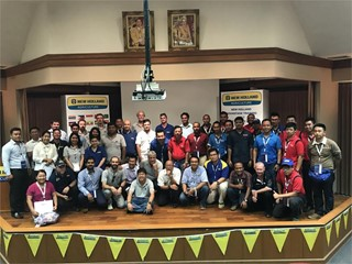 New Holland Agriculture hosts Advantage Training 2017 in Thailand to help drive productivity gains across South East Asia