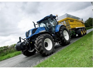New Holland returns to Cereals in 2018