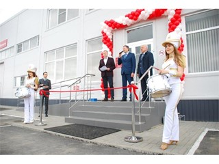 New Case IH dealership opens in Russia's Southern Federal District