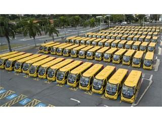 Компания IVECO BUS поставит 900 автобусов бразильскому штату Минас-Жерайс