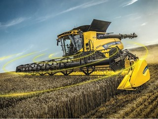 New Holland Enhances CR Revelation Combines and Takes Productivity to a New Level