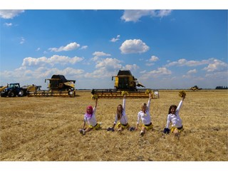 The power of sport shines through New Holland Agriculture's training camp