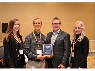 New Holland Saskatoon facility receives Leadership in Energy Management award from SaskPower utility company