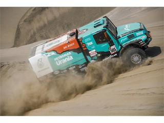 FPT INDUSTRIAL CURSOR 13 ENGINE IS THE HEART OF THE 2019 DAKAR