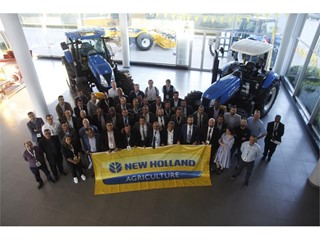 New Holland Agriculture's North & West Africa Training Camp held in Morocco