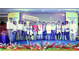 New Holland Agriculture hosts Mega Customer Meet at Jabalpur