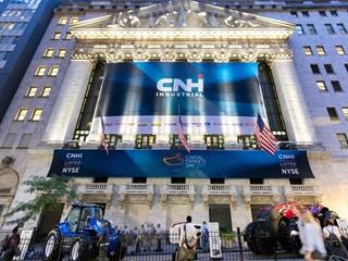"""凯斯纽荷兰工业集团在纽约举办投资者日 发布 """"Transform 2 Win""""(转型共赢)战略  为利益相关方创造更多价值"""