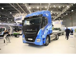 Автомобили IVECO на газомоторном топливе: комплексное предложение для российского рынка