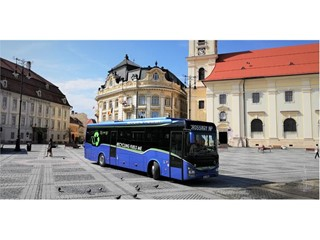 IVECO BUS wins the 'Sustainable Bus of the Year' award for the third consecutive year with the Crossway Natural Power