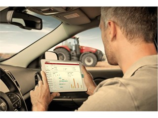 Case IH announces AFS Connect wireless technology for data transfer and monitoring – and new tech partnerships