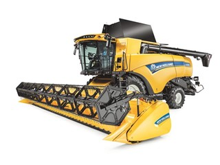 New Holland CX7 and CX8 range increases capacity and delivers super-sized productivity