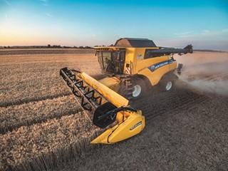 New Holland CR Revelation устанавливает новые стандарты эффективности, производительности и качества зерна
