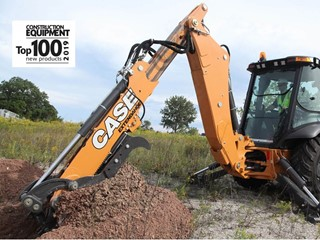CASE Receives Four 2019 Top 100 Awards from Construction Equipment Magazine